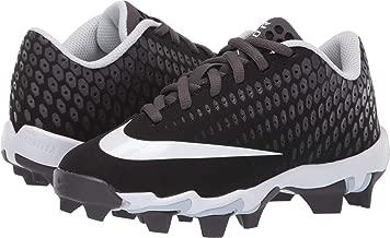 Nike Kids Boy's Vapor Ultrafly 2 Keystone Baseball (Little Kid/Big Kid) Black/White/Thunder Grey/Pure Platinum 10 M US Toddler