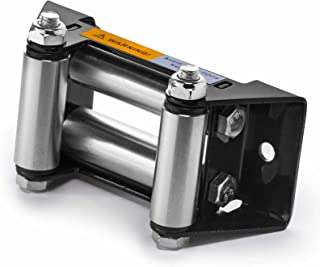 ATV Winch Roller Fairlead - 4 7/8 in. Bolt Pattern - by Driver Recovery Products