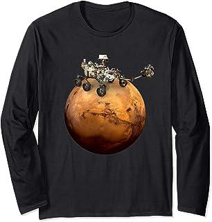 Mars 2020 Rover Perseverance NASA Manche Longue