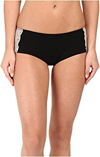 Only Hearts Women's SO Fine with Lace Ruched Back Hipster