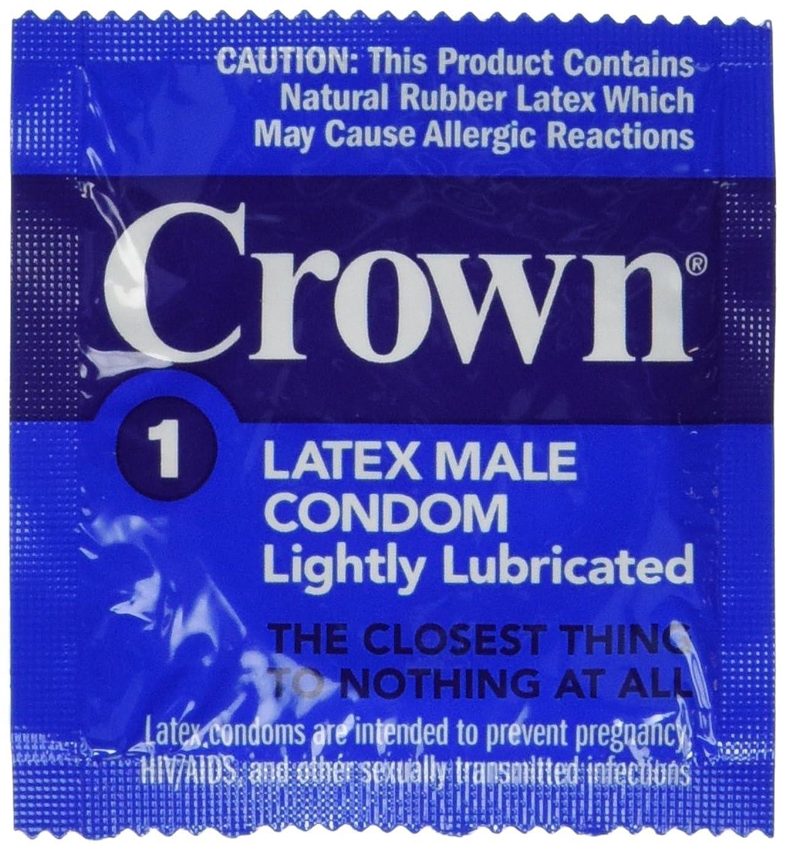Okamoto Crown Condoms - 100 Bulk Count