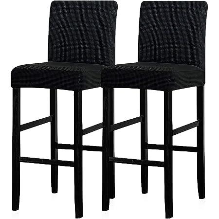 Funda para taburete de bar de 12 a 15 cm de di/ámetro para silla de elevaci/ón Winnerruby
