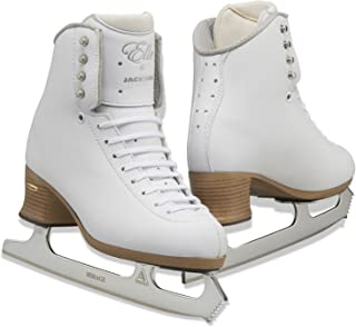 Jackson Ultima Fusion Elle and Freestyle Figure Ice Skates for Women, Men, Girls and Boys - JUST LAUNCHED 2019