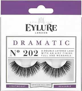 (Pack of 5 Pairs) Eylure Naturalites #202 False Eyelashes Lashes