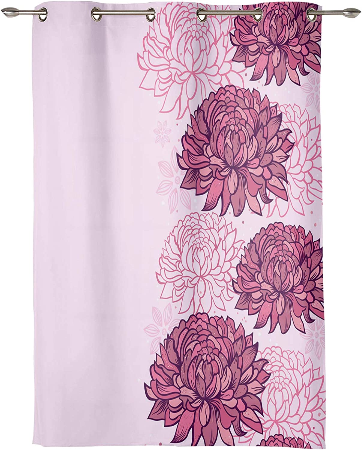 Arts New Shipping Free Shipping Language Windows Treatment Grommet Curtains New Shipping Free Drapes Blackout