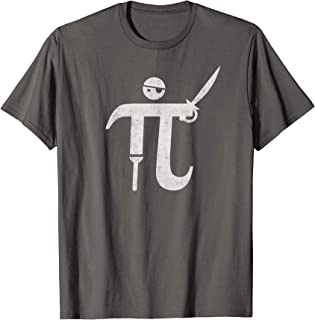 Best pi rate t shirt Reviews