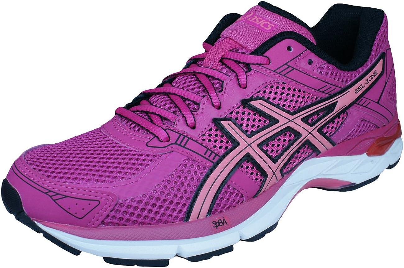 ASICS Gel Zone 4 Pink: Amazon.co.uk: Shoes & Bags