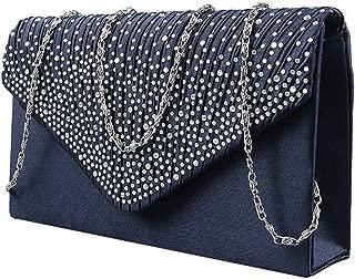 Spitze Handtasche Umhängetasche elegante Handtasche Unterarmtasche mit Kette