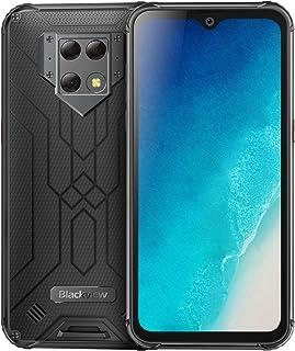Blackview BV9800 pro赤外線カメラ用の世界初のスマートフォンRAM 6GB RAM 128GB Helio P70 Android9.0 IP68防水携帯電話