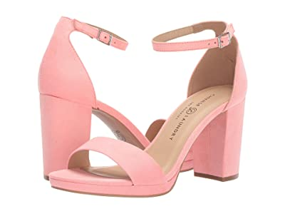 Chinese Laundry Teri (Pink Microsuede) Women