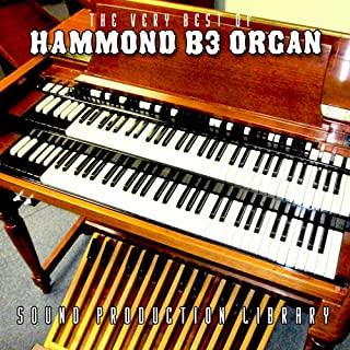 Hammond B3 Organ - The KING of Organs - Large unique original 24bit WAVE/Kontakt Multi-Layer Samples/Loops Library. FREE USA Continental Shipping on DVD or download;