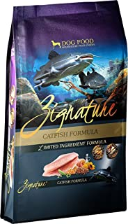 Zignature Catfish Low Sodium Formula Dry Dog Food, 13.5 lb. bag. Fast Delivery, by Just Jak's Pet Market