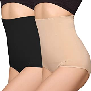 Shapewear Hi-Waist Tummy Control Panties Higher Power Seamless Body Shaper Shorts Underwear for Women