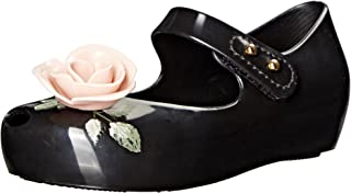 Mini Melissa Kids' Mini Ultragirl Beauty and the Beast Mary Jane Flat