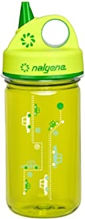 Nalgene Grip-N-Gulp Water Bottle (12-Ounce)