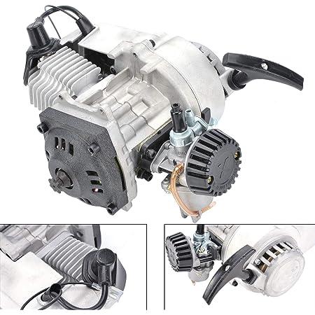 Yorking 49cc Engine Dirt Bike Cross Mini Gear Carburetor For 49cc 2 Stroke Pocket Bike Mini Dirt Bike Atv Or Scooter Auto