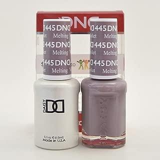 DND *Duo Gel* (Gel & Matching Polish) Fall Set 445 - Melting Violet