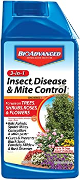 BioAdvanced 3-in-1 Insect Disease & Mite Control Concentrate