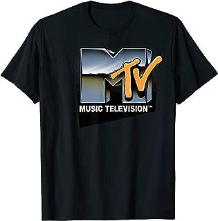 Chrome Shine Logo Fade Graphic T-Shirt