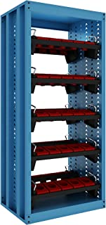 SJFRST CNC Tool Rack,Large Capacity (Color Optional,Can be Customized) (BT40(70PCS))