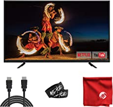 $359 » ATYME 50-Inch Smart 4K Ultra HD LED TV 2160p (500AX7UD) Lightweight Slim Built-in with HDMI, USB, VGA, High Resolution Bundle with 6.5 ft HDMI Cable and Accessories