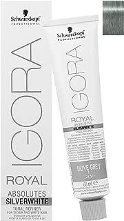 Schwarzkopf Igora Royal Absolutes SilverWhite Tonal Refiner - Dove Grey