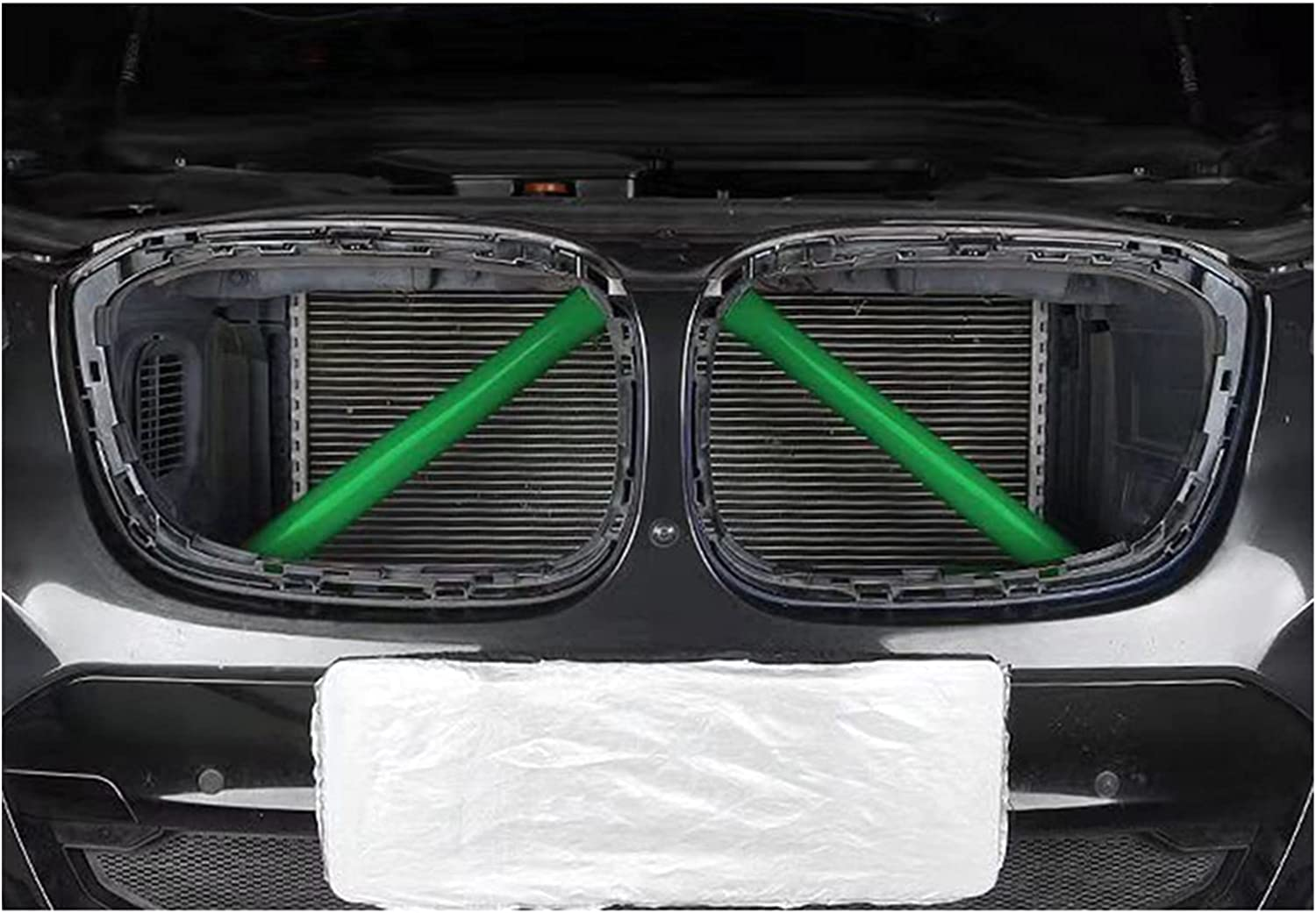 KAORI TAO Dealing full price reduction Front Grille Trim Regular dealer Strips Fit Frame Cover for Stickers