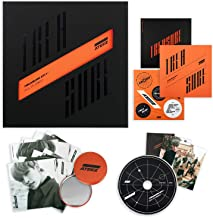 ATEEZ First Album - Treasure EP.1 : All to Zero CD + Sticker + on Pack Poster + Postcards + Photocards + FREE GIFT / K-POP...