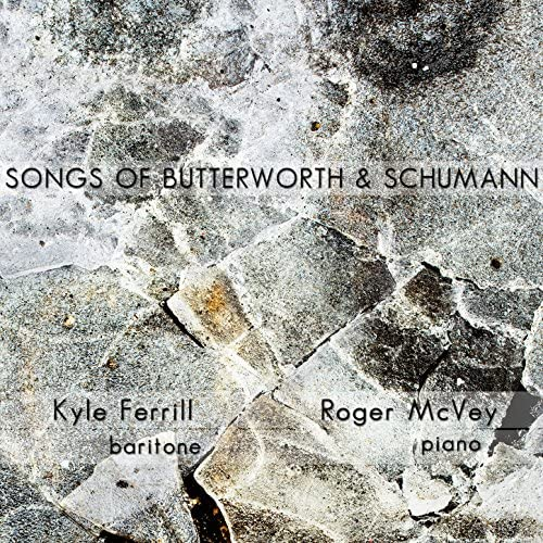 Kyle Ferrill  and Roger McVey