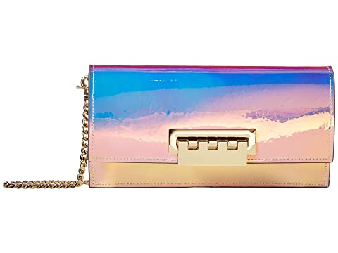 ZAC Zac Posen Earthette Flat Crossbody - Iridescent