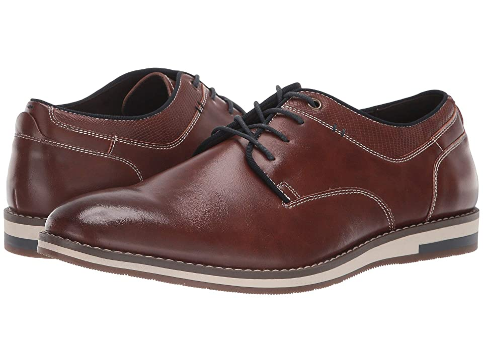 Kenneth Cole Unlisted Lyle Lace-Up (Dark Brown) Men