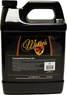 McKee's 37 MK37-371 Foaming Wheel Cleaner Gel, 128 oz.,Multi