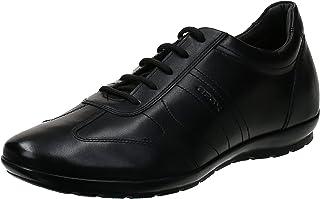 حذاء رياضي انيق يو سيمبول من جيوكس للرجال، بلون اسود، مقاس