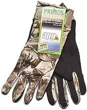 Primos Stretch-Fit Gloves (Realtree APG HD)