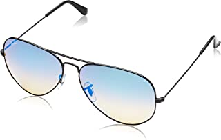Ray-Ban RB3025 Aviator Non-Polarized Sunglasses