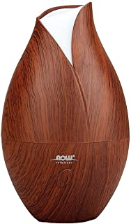 Now Foods Ultrasonic Faux Wood Oil Diffuser, 1ct
