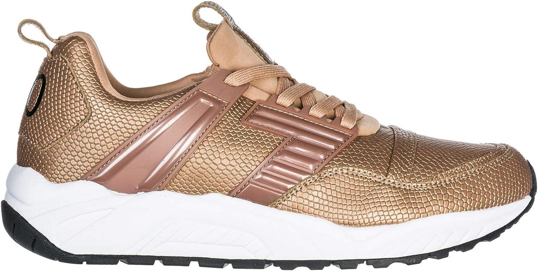 Emporio Armani EA7 Men Sneakers pink gold
