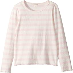 Jasper Stripe Ivory/Pink