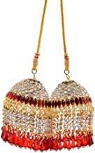 Bollywood Designer Pair of Kaleeras/ Wedding Jewelry Kaliras - sku101041