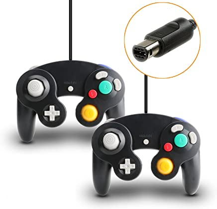 Gamecube Controller, 2 Packs Classic Wired Controllers...