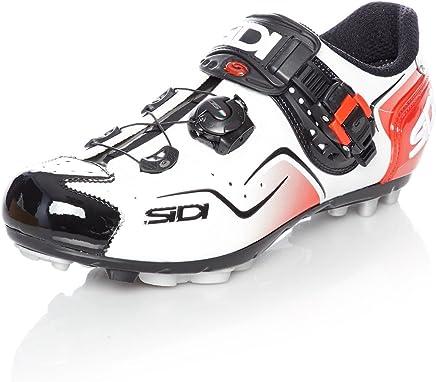 ef8889c2fb Sidi Cape - Chaussures Homme - Blanc/Noir 2019 Chaussures VTT Shimano