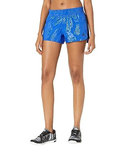 adidas Pacer 3-Stripes Woven Camo Shorts