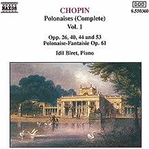 Chopin: Polonaises, Vol. 1