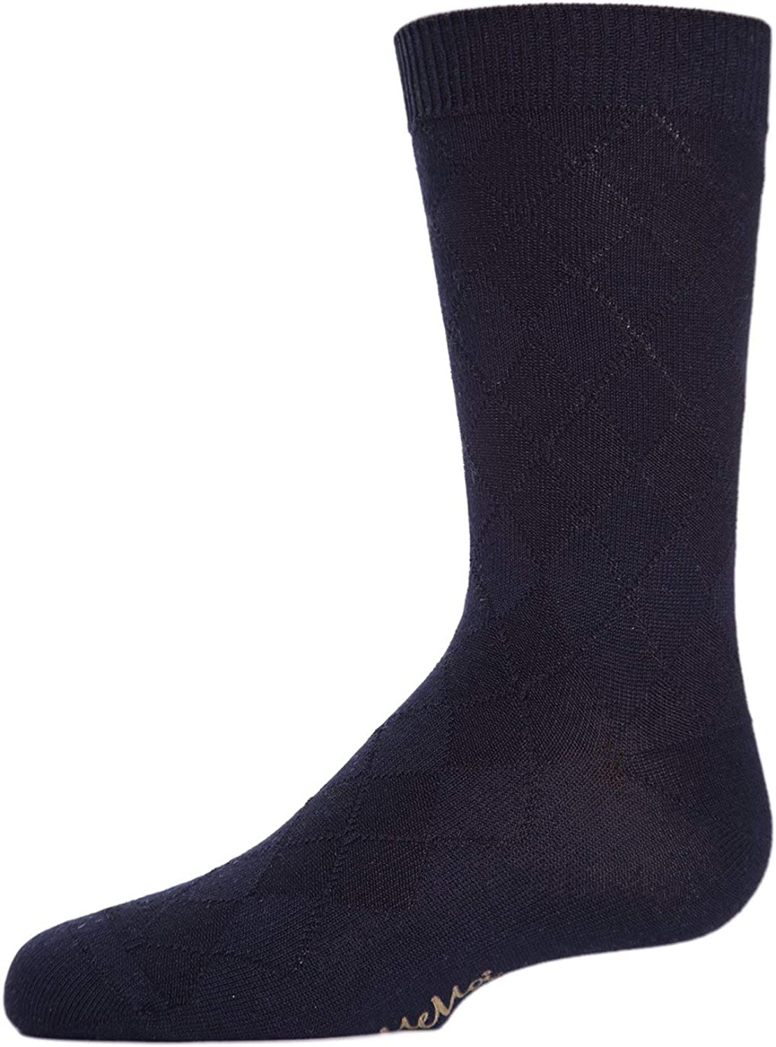 MeMoi Awesome Argyle Crew Boys Our shop Max 85% OFF OFFers the best service Socks