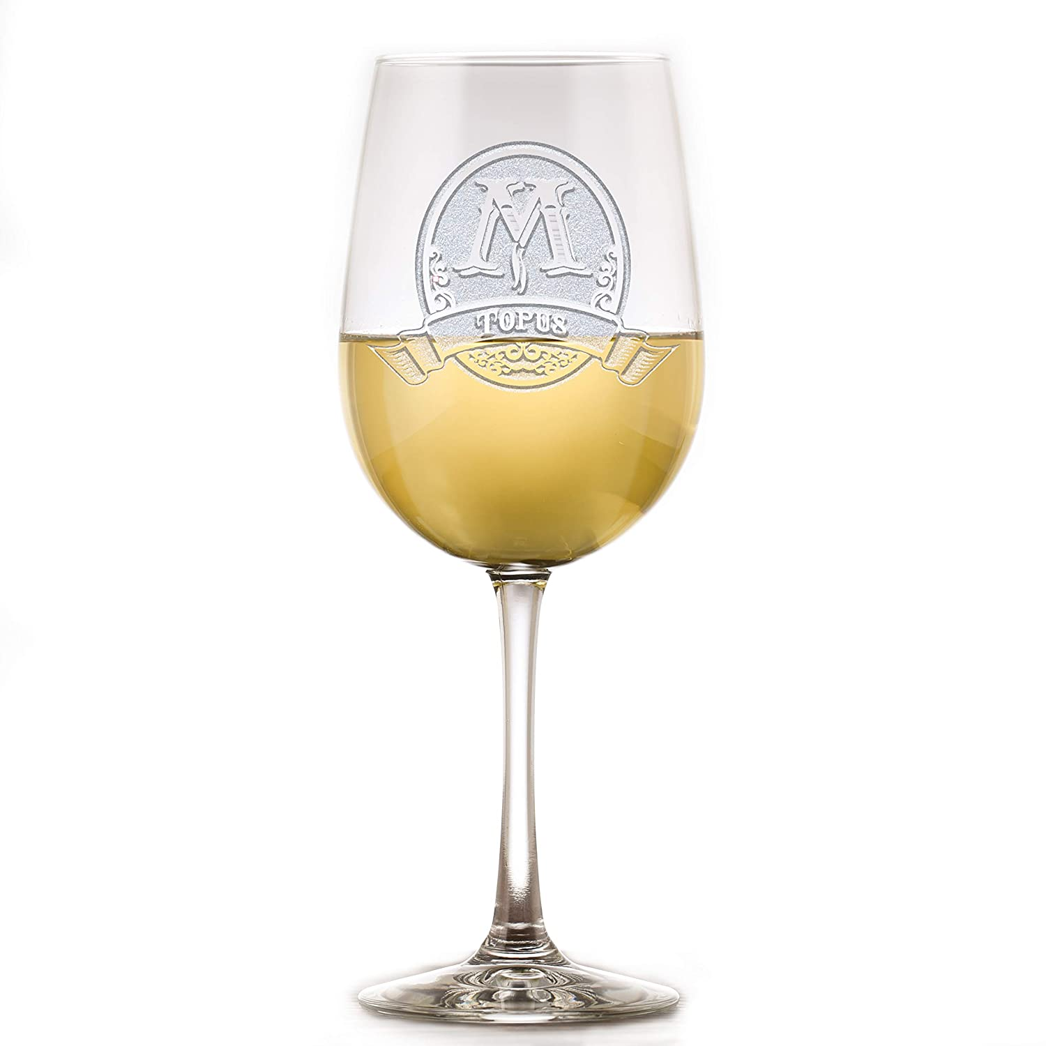 Personalized Engraved Wine Glasses Custom Gift Gorgeous Set In a popularity Lover