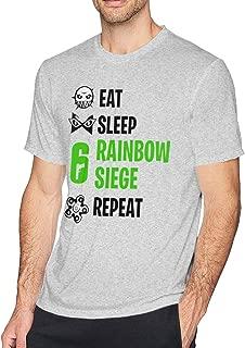 Rainbow Six Siege Mens T-Shirt Gray
