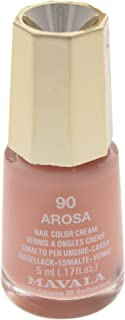 Mavala Nail Lacquer 90 Arosa for Women - 0.17 oz, Pack Of 1