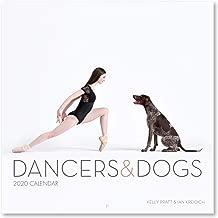 Dancers & Dogs 2020 Wall Calendar