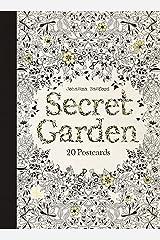 Secret Garden: 20 Postcards Misc. Supplies