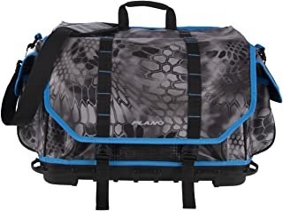 Plano Z Series Tackle Bag | Rust free Zipper less tackle storage | Includes five stowaway boxes